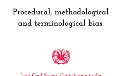 ECDD40 Procedural, methodological and terminological bias.