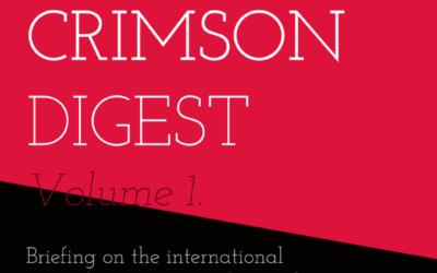The Crimson Digest, Volume 1