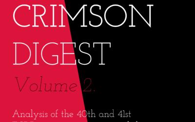 The Crimson Digest, Volume 2